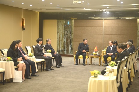 The Vietnamese government pledges favorable conditions for Thai investors