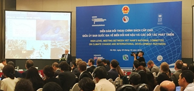 International community supports Vietnam's climate change response Current Affairs