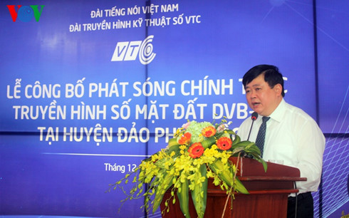 voice of vietnam launches digital tv service in phu quoc hinh 0