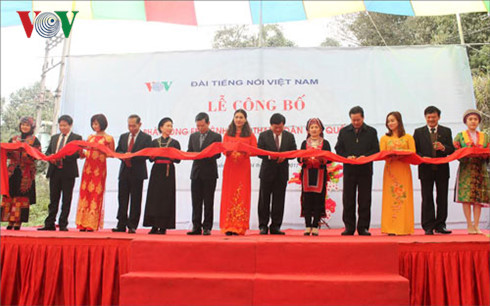 national ethnic radio channel launched  hinh 0