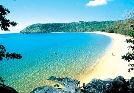 Con Dao island named Asia's paradise island