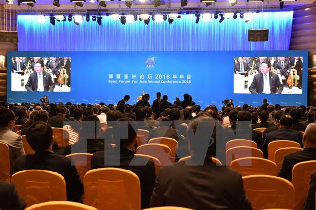Boao Forum for Asia opens to discuss globalization and free trade