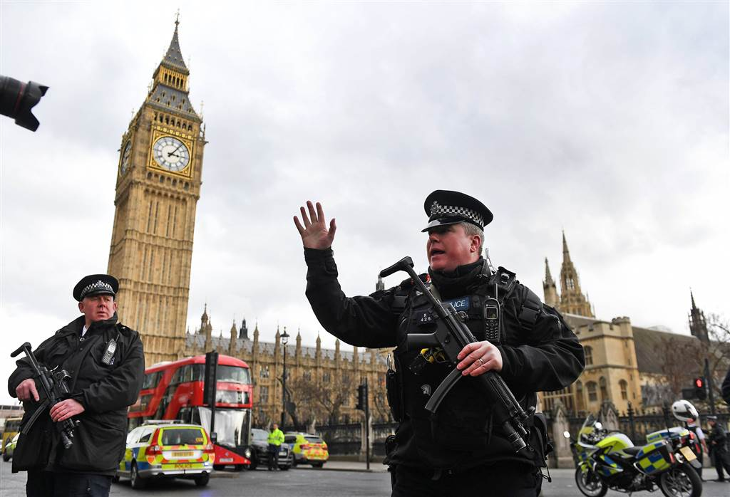 World leaders condemn London terrorist attack