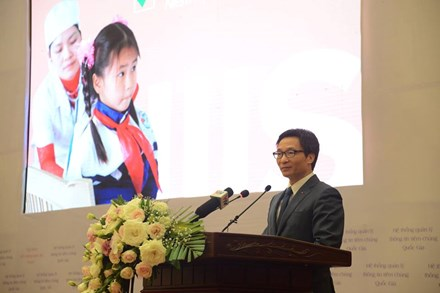 A national vaccination information management system is launched