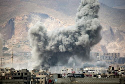 US Russia continue Syrian airspace security talks