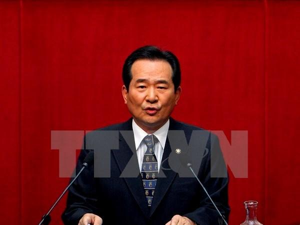 rok top legislator to visit vietnam next week hinh 0