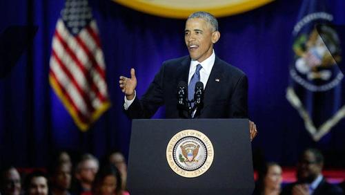 barack obama se despidio de su presidencia con la confianza en el futuro de estados unidos hinh 0