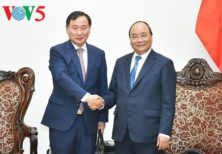 incrementa vietnam cooperacion con corea del sur en industria automovilistica hinh 0