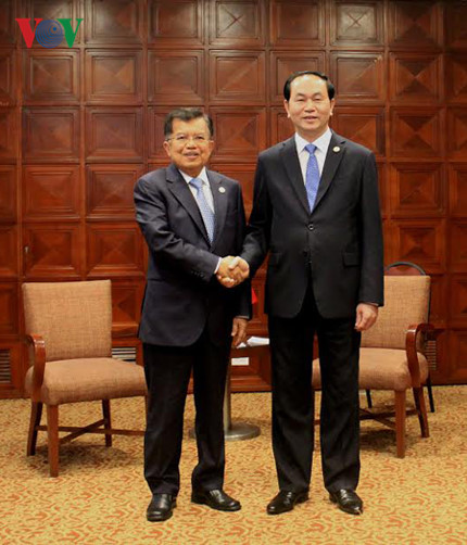 hubungan vietnam- indonesia: setahun setelah  masuk komunitas asean hinh 0
