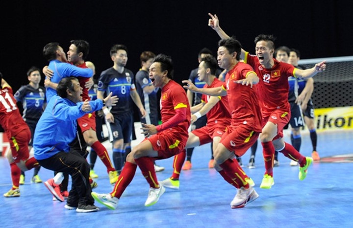 sepuluh peristiwa olahraga  vietnam tahun 2016 – versi radio suara vietnam hinh 2