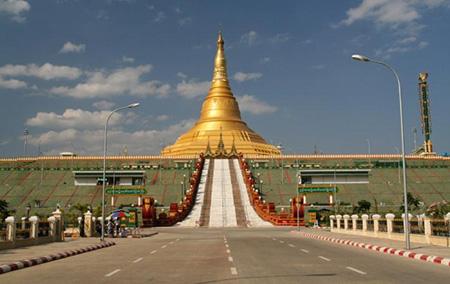 ວດ shwedagon ຢ yangon ປະເທດມຽນມາ- ສະຖານທດງດດນກທອງທຽວ hinh 1