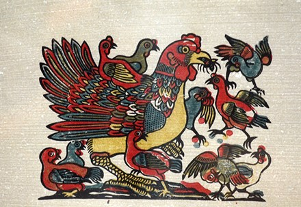 vietnamese traditional folk painting and its preservation hinh 7