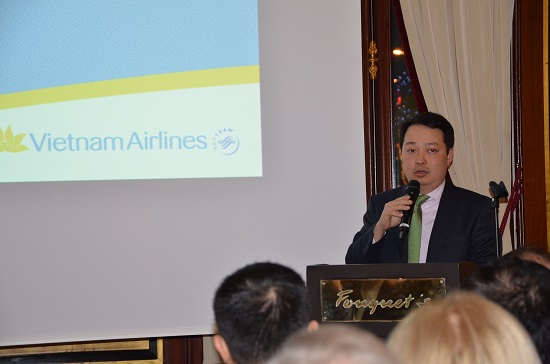 Another successful year for Vietnam Airlines in the European aviation market