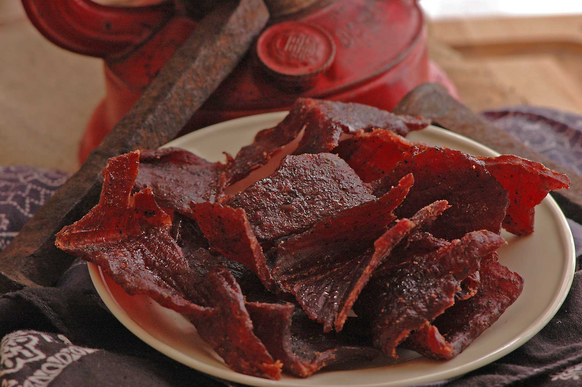 dried beef jerky hinh 1